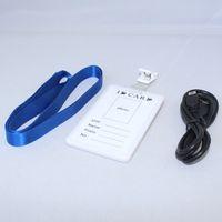 kk - ID Card Mini Spy Hidden Camera Camcorder Video Recorder DVR Surveillance KK