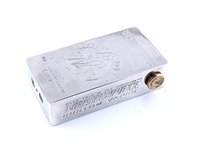 vapes - clone CHERRY BOMBER mechanical mod by MCV PHILIPPINES dual battery clouds vapes New arrival