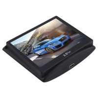 Cheap 2.4G Wireless Back Up Reverse Car Rear View Camera 3.5'' Monitor Kit New
