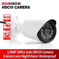 Wholesale New Arrivals Mini HDCVI MP P Camera Waterproof Outdoor Bullet CCTV CVI HD Camera Night vision For Dahua Solution CVR DVR