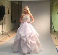 A-Line latest bridal wedding gowns - Latest Style A Line Wedding Dresses Beaded New Arrival Long Princess Bridal Formal Evening Gowns Gorgeous Cutsom Made Perfect Hot Sale