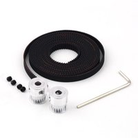 Wholesale High Quality set M Timing Belt Set x GT2 T mm Bore Pulleys for D printer