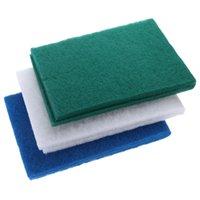 Cheap 90 * 30cm Biochemical Accessories Esponja Filter Cotton Melamine Sponge for Aquarium Fish Tank 3 Color for Choice