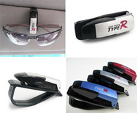 car sunglasses clip - Car Accessories Interior Car Decoration Eye Glasses Card Pen Holder Clip Car Vehicle Accessory Sun Visor Sunglasses Eye Glasses Card