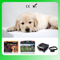 Wholesale Over square meter Dog Fence System Remote control of pet activity with levels of Vibration and Static HT