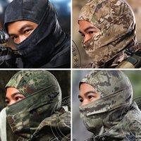 Beanie/Skull Cap Plain Dyed Casual 9 Color Chiefs Rattlesnake Balaclava Tactical Airsoft Hunting Outdoor Paintball Motorcycle Ski Cycling Protection Full Face Mask