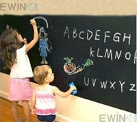 blackboard - Chalk Board Blackboard Sticker Removable Vinyl Wall Decal cm cm