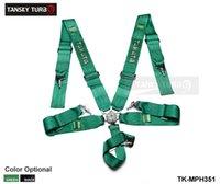 car seat belt belts - Black Green TAKATA quot Points Car Seat Belt with FIA Homologation Harness Racing Satefy Seat Belt TK MPH351