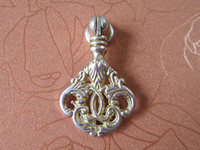 antique french cabinets - Shabby Chic Dresser Drawer Pulls Knobs Handles Antique Silver Vintage Style Cabinet Handle Pull Knob Hardware French Country
