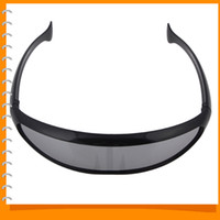 Wholesale Travel Sport Sun Glasses Cycling Eyewear Goggles Men Bicycle Sunglasses X men Individuality Laser Outer Space Mercury Lens