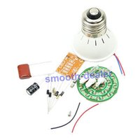 Wholesale M126 Energy Saving LEDs Lamps DIY Kits Electronic Suite