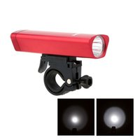 b torch - B BL R Bike Light MINI Mode Flashlight Torch Light W LED Cycling Bike Bicycle Front Head Light Mount DHL Y1545