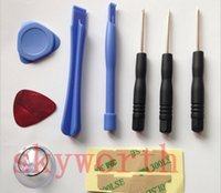 Wholesale iPhone iPod Repair Opening Tools Kit Pentalobe Star Screwdriver Screen iphone4 S S GS Plus Sets
