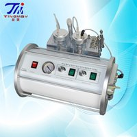 Cheap CE microdermabrasion machine Best best pump,3 in 1 80#/120# crystal microdermabrasion