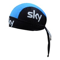 bandana cap - 2016 team sky Bike bandana ciclismo bike Cycling scarf mtb quick dry caps headscarf cycling headband bicycle hat