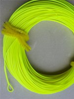 Wholesale High Quality Floating Fishing Line Fly Lines WF F WF F WF F WF F WF F FT FL Yellow