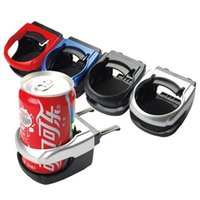Wholesale In car Cup Bottle Stand Auto Car Drink Cup Holder Car Air Condition Vent Drinking Cola Bottle Mount Phone Holder