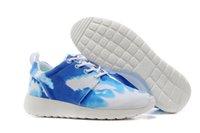 run - Cheap Men Women Sports Shoes Mens Running Shoes Womens Roshe Run Shoes Sports Shoes Running Shoes Palm Tree Blue Sky run shoe size
