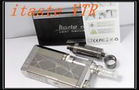 Cheap 2014 Innokin itaste VTR Model vaporizer 3.0ML iClear30S atomizer Clearomizer Original iTaste VTR electronic cigarette Big Vapor