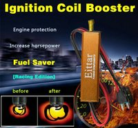Wholesale EITTAR Ignition Coil booster for FORD focus Fuel Saver Enhancer Power and torque