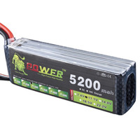 Wholesale Lion Power S V MAH C MAX C XT60 Plug Lipo battery LiPo RC Battery For Rc Helicopter Car Boat