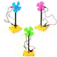 science equipment - The solar wind leaves DIY Handmade interesting innovation science technology small production assembly equipment