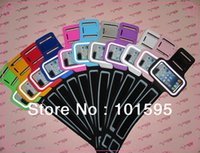 armband itouch - Solf Belt Sport Armband For iPhone Colorful Arm Band For iPhone Travel Accessory For iPod itouch Video