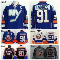 Wholesale 2014 Stadium Series New York Islanders Hockey Jerseys John Tavares Jersey Royal Blue John Tavares Stitched Jerseys C Patch