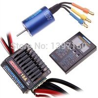 ezrun - EZRun Brushless System A T motor Ultimate brushless system for off road racing Competitive