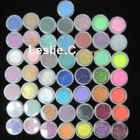 art hair colour - COLOUR PARTY Nail Art Glitter Dust Eyeshadows BODY PIGMENT hair Powder DIY Nail Art Care Tools UAG50