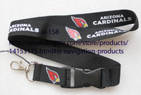 Wholesale New arrival Sell well Football team Polyester Lanyard Straps Neck Strap Lanyard new
