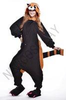 Cheap 2015 Cartoon Characters Cheap In Stock Kangaroo Pajamas Anime Pyjamas Cosplay Costume Adult Unisex Onesie Dress Sleepwear Free Shipping A048