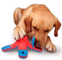 Wholesale 35pcs Pet toys supplies educational feeding toys American volcano treasure hunt toy dog cat puzzle feeding toys HX