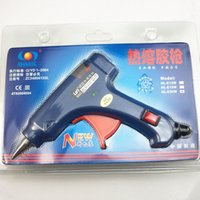 Wholesale DIY materials and tools together brand hot melt glue gun W with indicator switch Specials