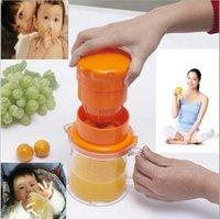 Wholesale Manual Hand Press Juicer Fruit Citrus Grape Squeezer Juice Extractor Maker Kitchen
