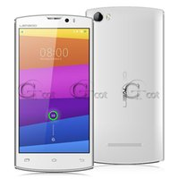 Wholesale 2015 Latest Leagoo Lead Android Cell Phone MTK6582 Quad Core inch HD GB GB MP Presale mAh Smartphone WCDMA MHz Free DHL