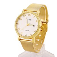 Wholesale LONVAE explosion models Fashion Watch Ladies Watch series exquisite gold watchband watch fashion ladies watch