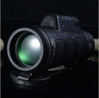 Wholesale HOT New HandHeld Panda x50 Night Vision Adjustable Monocular Telescope Camping Fashion