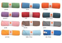 Wholesale Yogitoes Skidless Yoga Mat Towel Silicon Nubs Brand New Non Slip Yoga Blankets Any Colors Fash Ship Gram Wholesales