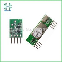 Wholesale 315MHZ MHZ ASK RF transmitter and receiver module