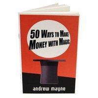 to make money - Andrew Mayne Ways to Make Money with Magic PDF format send via email