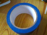adhesive tape printers - 3d printer parts D printing M2090 crepe paper blue masking tape hotbed high temperature resistant Adhesive Tape MM