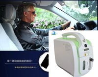 Wholesale High quality AC110 V L Home use Portable Oxygen generator concentrator JAY P concentration with car power inverter