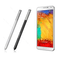 Wholesale Black White S Pen Replacement Capacitive Touch Stylus for Samsung Galaxy Note III