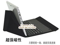 Wholesale CHUWI Vi10 magnetic keyboard Leather Case for Chiwei VI10 keyboard Case