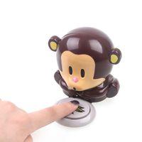 Wholesale Hot Selling Monkey Air Hand Nail Dryer Art Tips Polish Dryer Blower Manicure Nail Tools For UV Gel Nail Polish