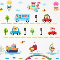 arms decor - 10 home decor armed cartoon wall stickers factory outlets to create a child s dream