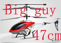 Cheap Super Big Size RC Helicopter Shatter Resistant outdoor remote control electric helicopter toy model