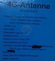 amplified antenna - dbi huawei G g lte Antenna Signal Amplify CRC9 Connector w425 for Huawei G Modem EC315 E355 E367 E3131 E353 antenna