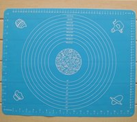 Wholesale Silicone Mat Chopping Board x20INCH or X11Inch Silica Gel Scale Baking Mat Oven Pad PC